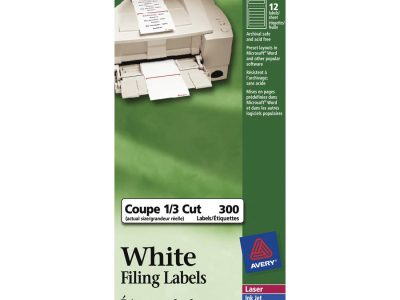 Avery® Filing Label
