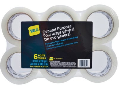 Conros Seal-It General Use Packaging Tape
