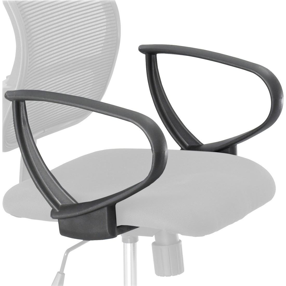 Safco Vue Extended Height Chair Loop Arms Kit