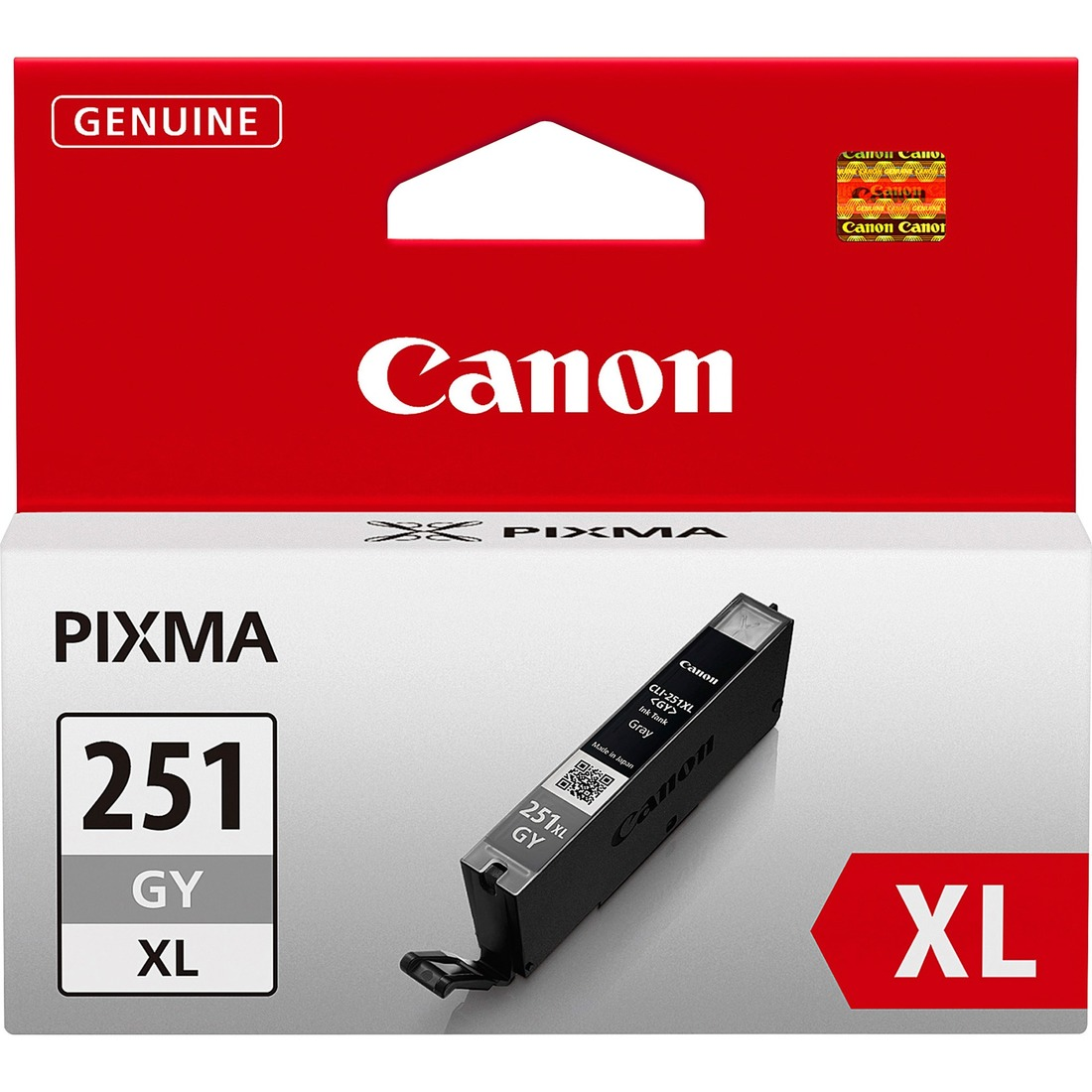 Canon CLI251XLGY Original Ink Cartridge