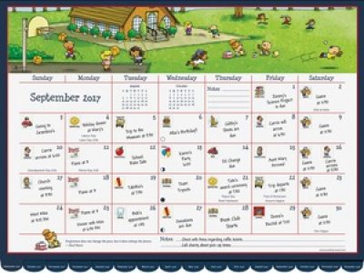 At-A-Glance MotherWord Mom's Calendar Deluxe