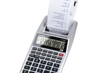 Canon P1DHV3 Compact Printing Calculator