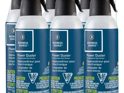 Business Source Power Duster