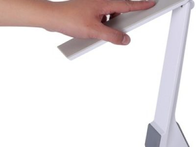 Vision Compact Foldable LED Desk Lamp with Built-in Battery